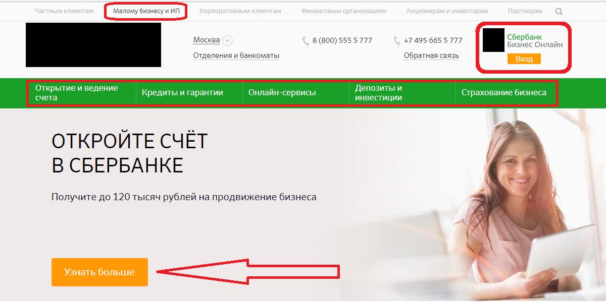 Сбербанк онлайн для юридических лиц вход в систему техподдержка