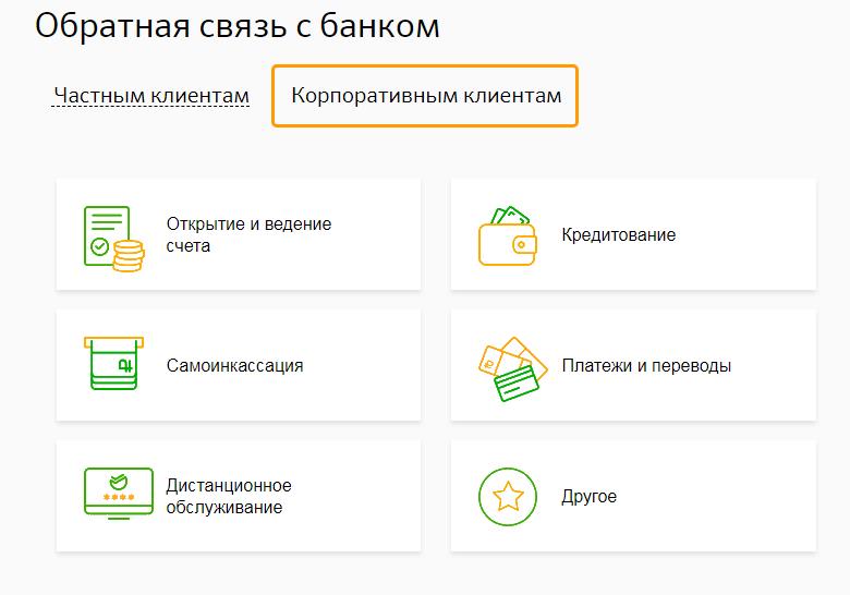 Сбербанк бизнес онлайн — телефон техподдержки